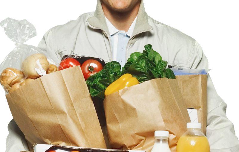 Закупка продуктов с доставкой на дом