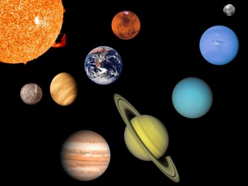 Океаны других планет