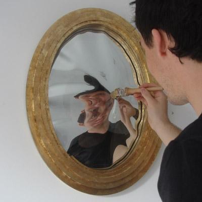 Зеркало — вместилище энергии