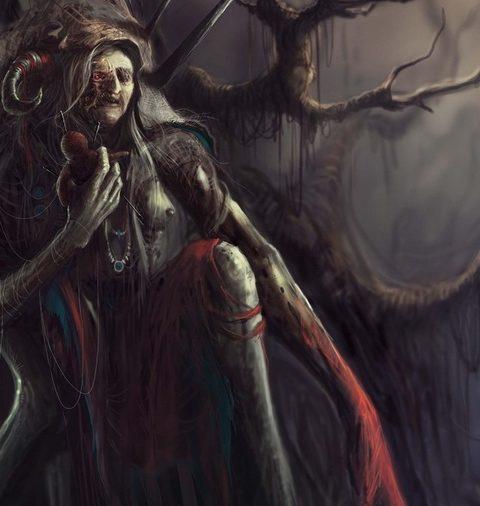 Как распознать ведьму?