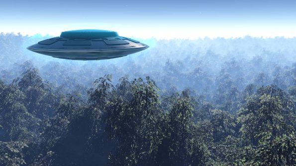 Как стать охотником за НЛО?