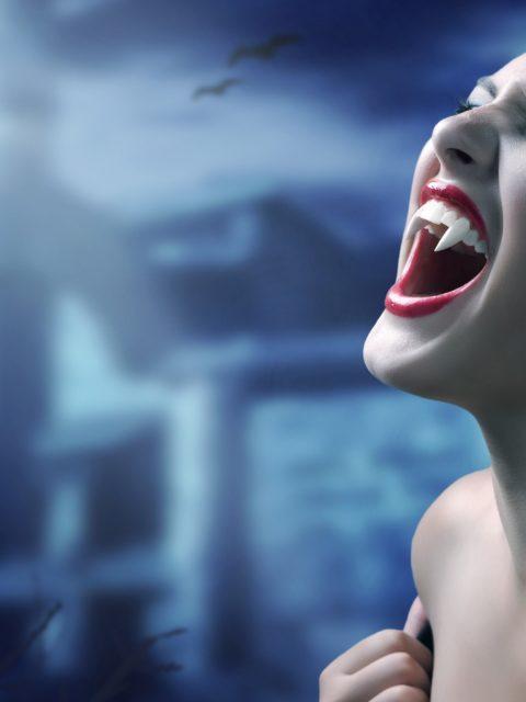 Как защититься от вампиров?