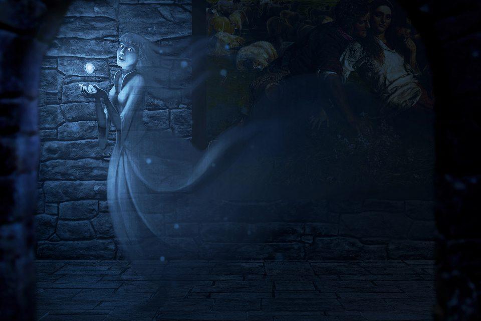 Почему так мало доказательств существования привидений?