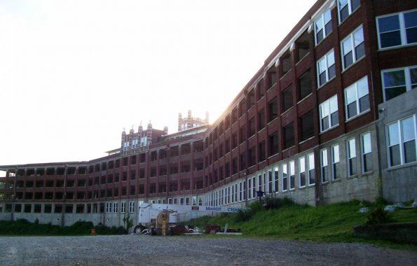 Санаторий Уиверли Хиллс – одно из мест, где обитают призраки