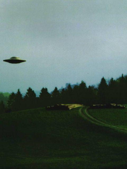 Существует ли НЛО на самом деле?